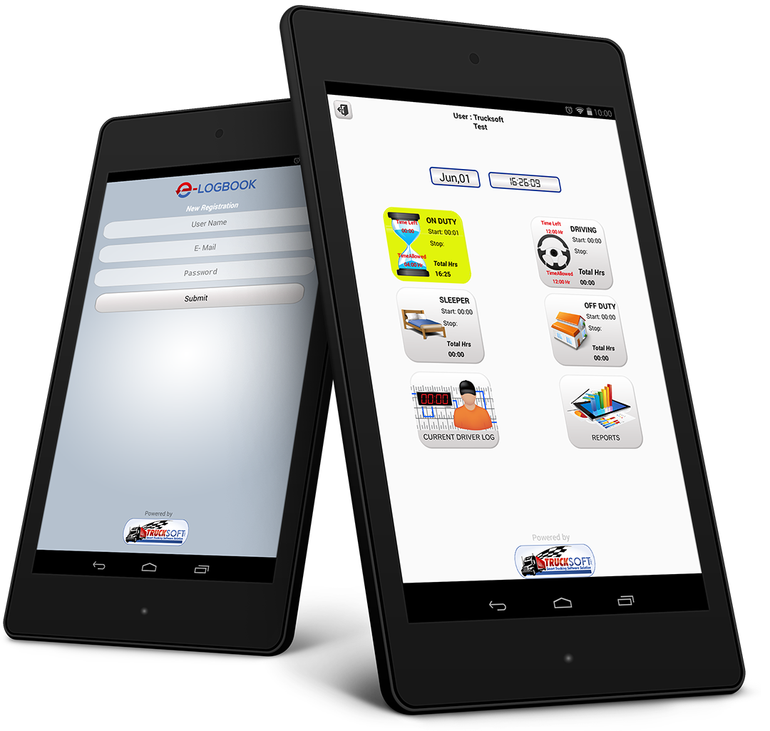 free electronic logbooks for truck drivers